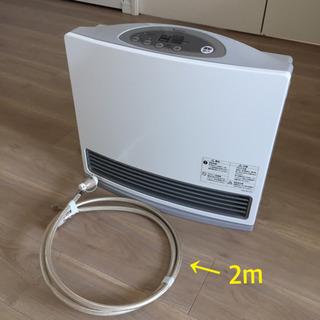 都市ガス用ファンヒーター 東京ガス 松下電器