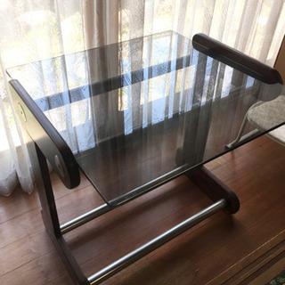 ガラステーブル ガラス台