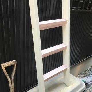 ロフトベッドはしご