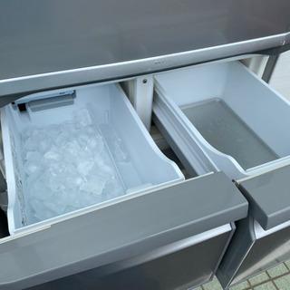 5ドア冷蔵庫 サンヨー  中古 リサイクルショップ宮崎屋20.5.23 - 家電