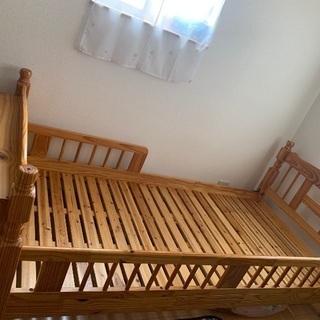 二段ベッド無料でお譲りします。