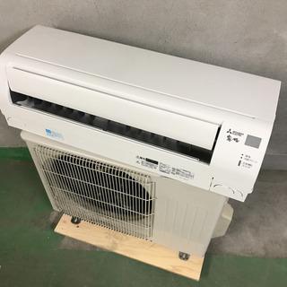 A40【工事費用込み】三菱 6畳用エアコン MSZ-GV2217-Wの画像