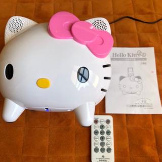 ★レア★iPod用スピーカー Hello Kitty KT…