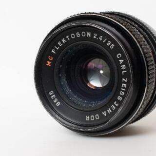 Carl Zeiss フレクトゴン35/2.4