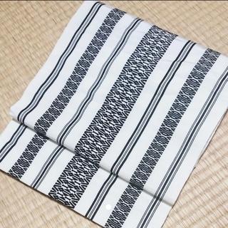 【美品/送料無料】博多織の名古屋帯