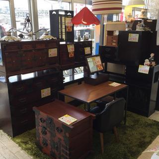 5/23 福岡 東区 リサイクルマートに和風家具たくさんあります!