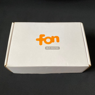 FON WI-FI無線ルーター FON2405E
