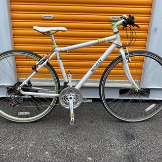 ★超特価★RENAULTブランドのオシャレなクロスバイクが新車の...