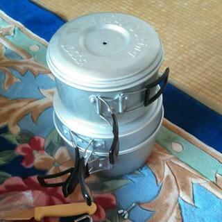 アウトドア用 LOGOSのお鍋セット