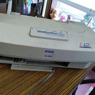 EPSON インクジェットプリンターMJ-500C(ジャンク品)