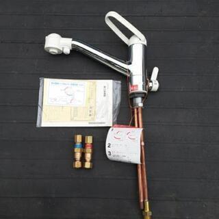浄水器用シングルバー式混合栓 KVK KM521 未使用長期保管品
