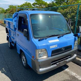 完売! TT1 スバル サンバー トラック ダンプ式