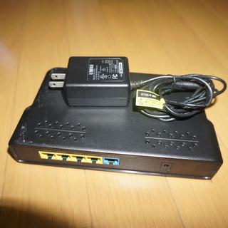 Gigabit ルーター ETG2-R (IOデータ)