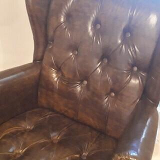 大切なヴィテージの椅子破けたので出品>。<★天王寺区★桃谷駅5分