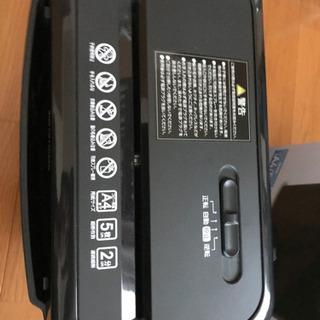 アイリスオーヤマ シュレッダーP5GCX - 家電