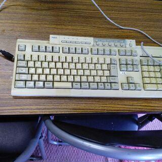 NEC キーボード(中古)