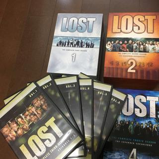 値下げしました。海外ドラマ LOST  - 本/CD/DVD