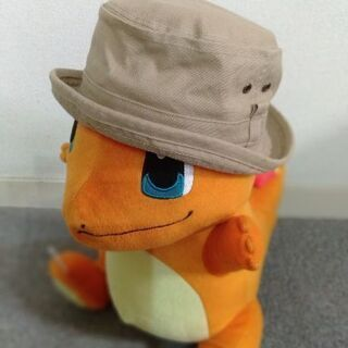 48センチ ベージュ帽子