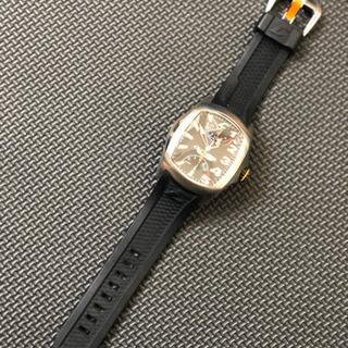 腕時計 Chronotech 7994M クロノテック 黒