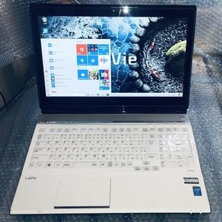 美品 LaVie改109 Core i7 SSD HDD Win10