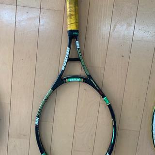 テニスラケット値段応相談計6本ラケットケースもあります。