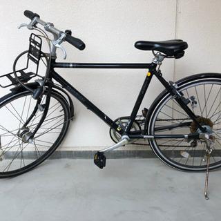 26か27インチ ブリジストン クロスバイク