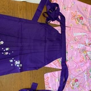 袴のセット