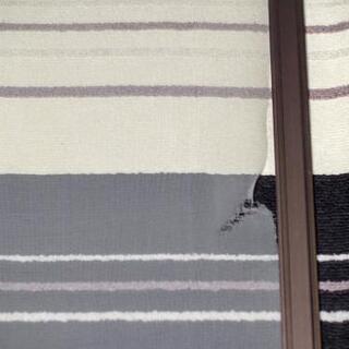 【夏到来!虫、嫌い!編み戸の交換だ😊】