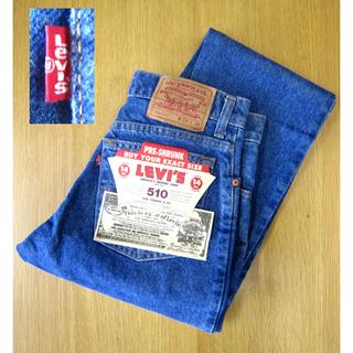 未使用・保管品 Levi's 510-0217 W29 L34 ...