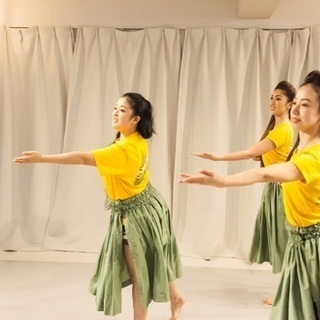 ZOOMで踊ろう!ハワイアンフラ