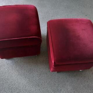 [配送無料]スツール 椅子 2個セット - 名古屋市