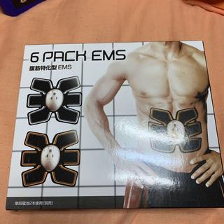 6パック EMS(腹筋特化型EMS) ダイエット トーシン産業