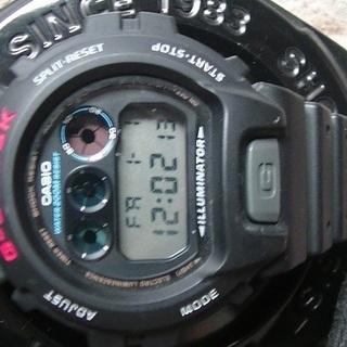 G-SHOCK DW-6900 中古