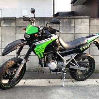カワサキ KLE250 アネーロ