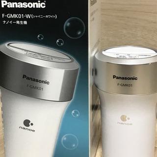 【美品】パナソニック ナノイー発生機 ~1畳 F-GMK01-W 車用