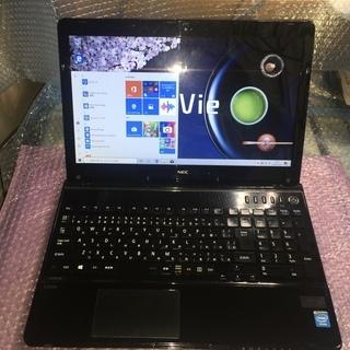 LaVie改110 Core i7 SSD HDD Win10