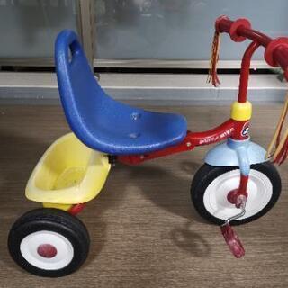 子供三輪車美品
