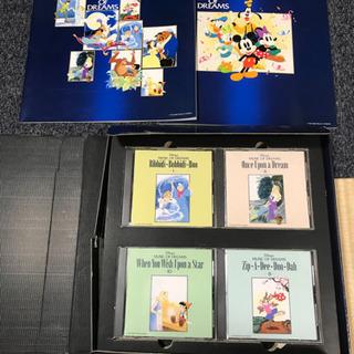 ディズニーのミュージックオブドリームス CD10枚セット