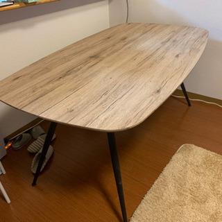 楕円形ダイニングテーブル