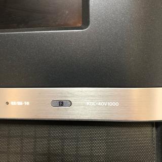 ソニー BRAVIA 液晶テレビ 40V型 - 家電
