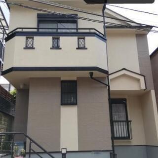 ⚠️屋根外壁付帯部全塗装工事30坪65万円⚠️