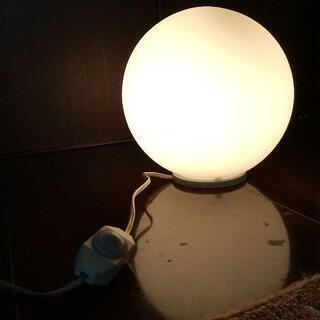 ランプ(球体照明灯)