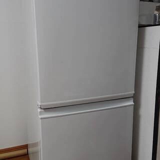SHARP冷蔵庫(137L)