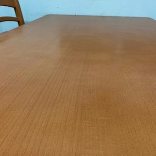 ダイニングテーブル【美品】 - 家具