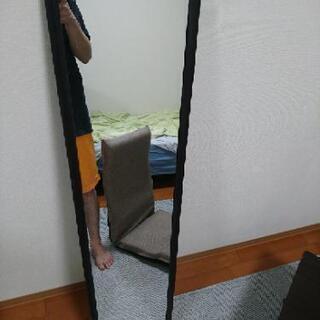 壁掛け鏡の画像