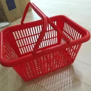 無料 買い物カゴ 洗濯カゴ