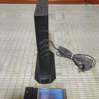 NEC製 WiFi Aterm WB7000H無線LANセット ...
