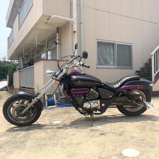 ホンダ マグナ250 カスタム VTWIN MAGNA