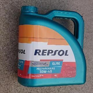 レプソル エリートオイル 4リットル