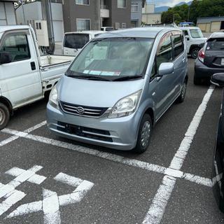 値下げ ムーブ 4WD 平成21年式